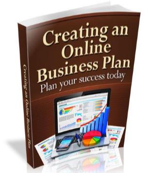 Creating an Online Business Plan