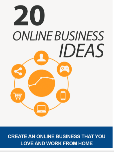 20 Online Business Ideas