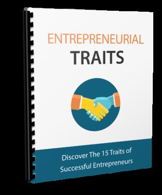 Entrepreneurial Traits