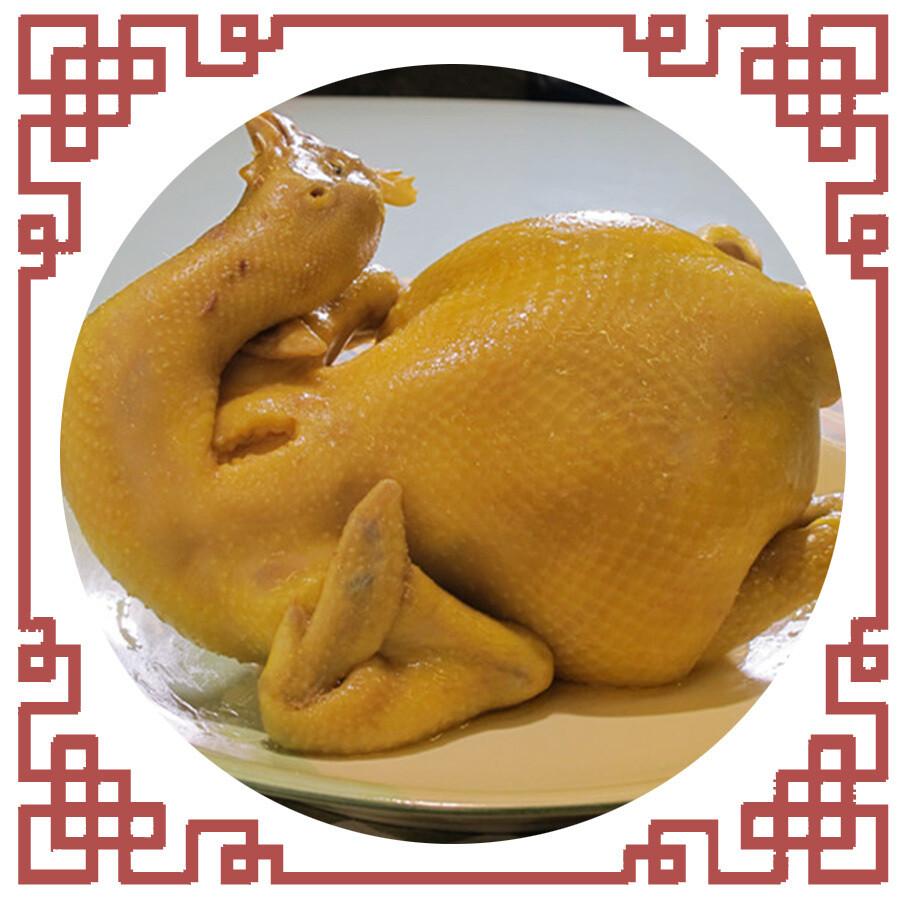 富貴黃金雞