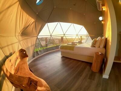 FIM DE SEMANA ROMÂNTICO | GIFT CARD Reserva Alecrim | Duas ou quatro noites em Domes ou Tiny Houses | Válido para Estadias e Experiências
