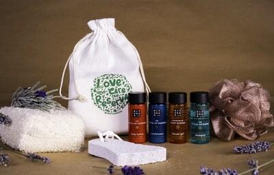 Mini Kit de banho Love and Care