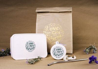 Kit lanche Love and Care our Reserva