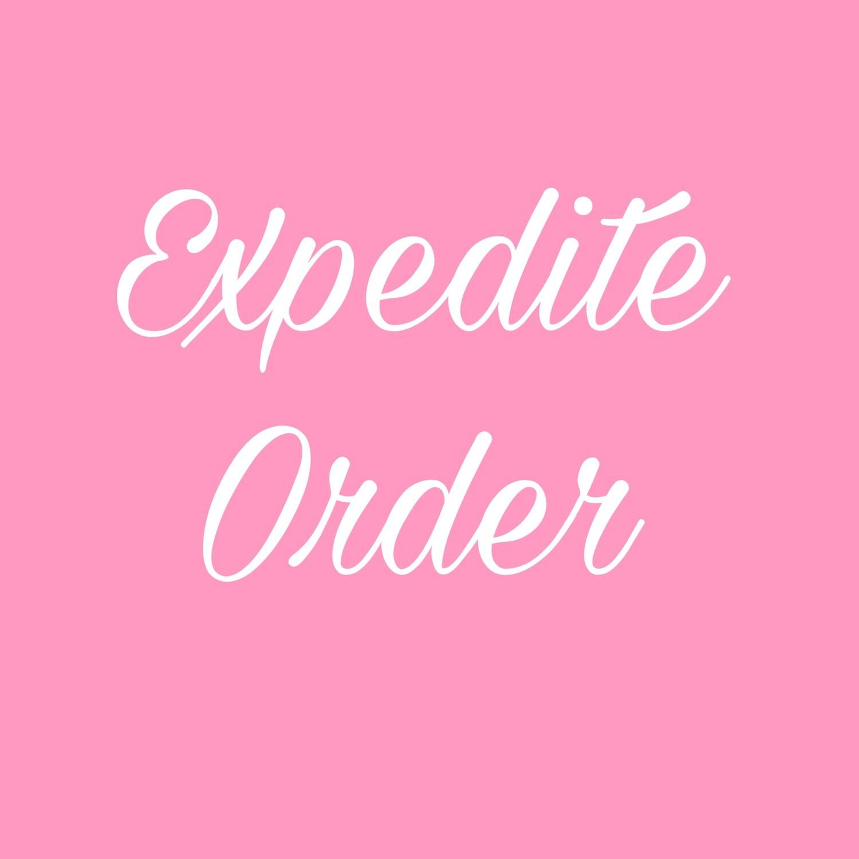 Expedite Order