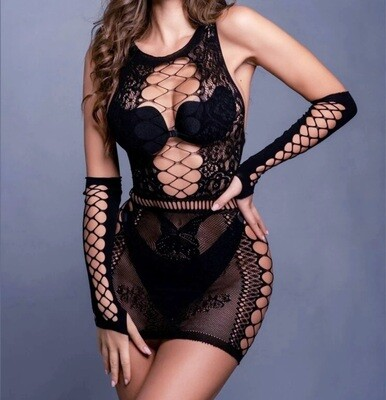 Night lingerie dress