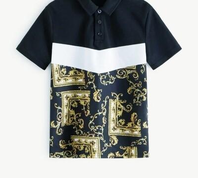 Trendy Print Shirt