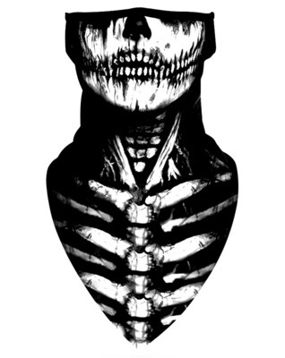Skull Cover-up