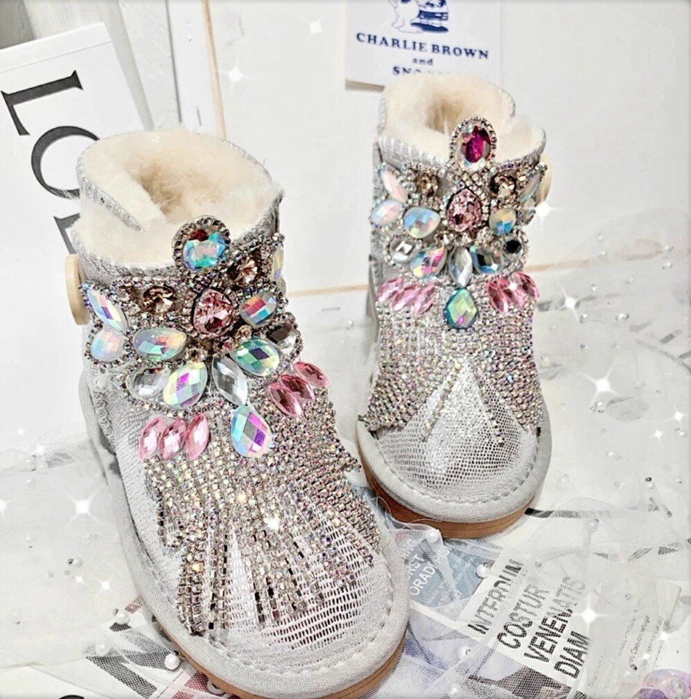 Luxury Winter Boots