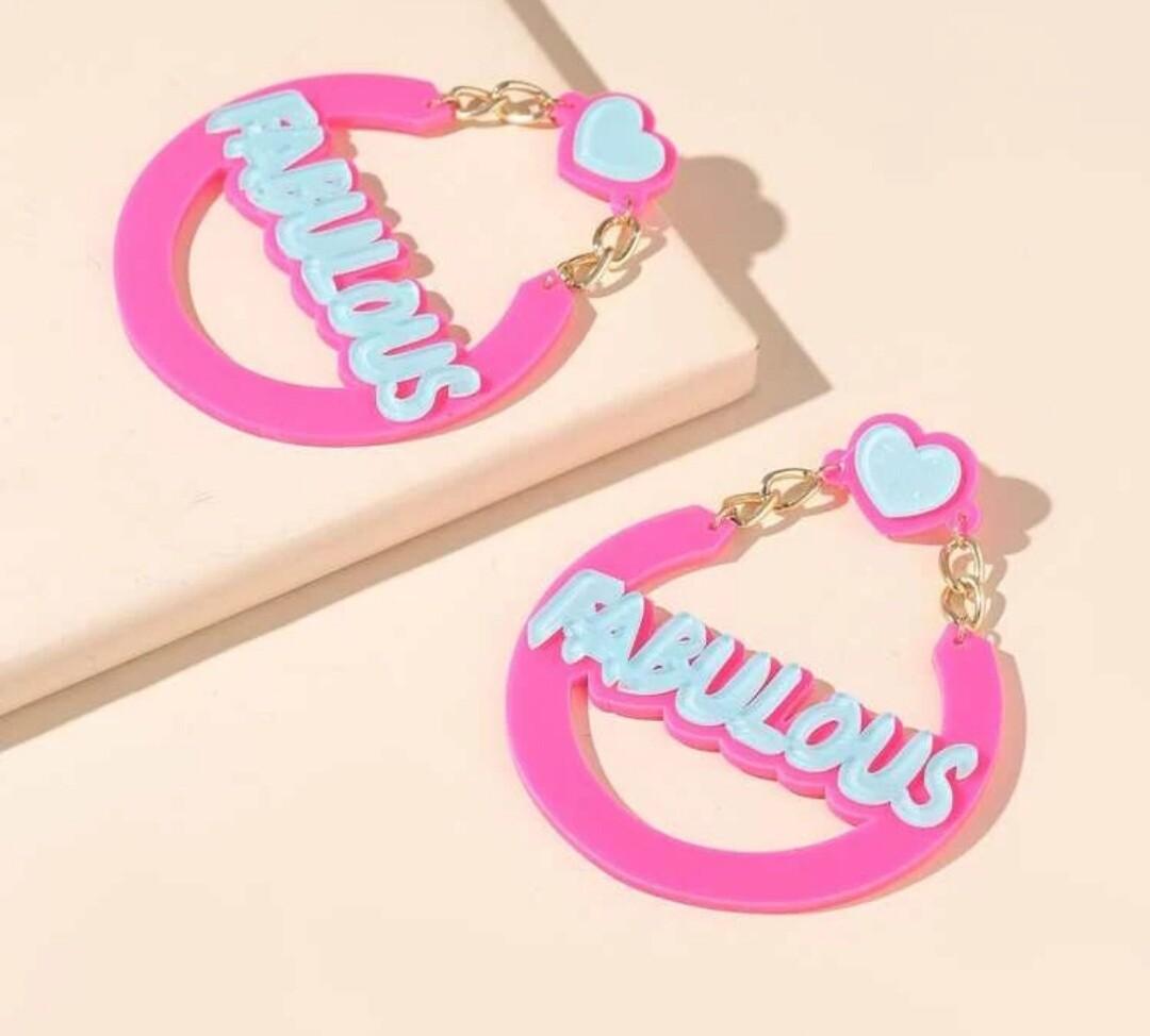 Fabulous Hoop Earrings