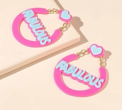 Fabulous Hoop Earrings