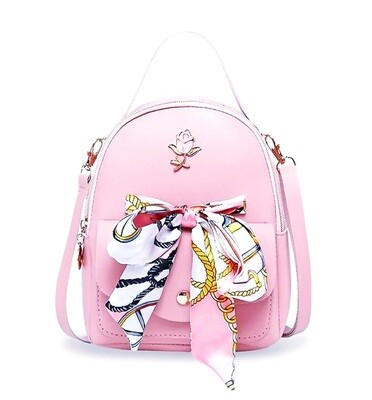 Scarf Beauty Backpack