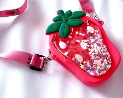 Strawberry Mini Purse