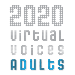 Virtual Voices Program - ADULTS