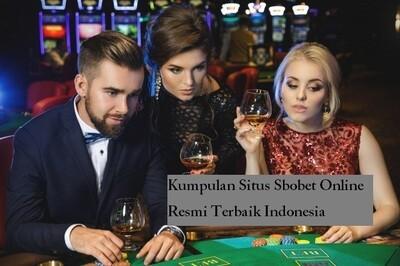 Kumpulan Situs Sbobet Online Resmi Terbaik Indonesia