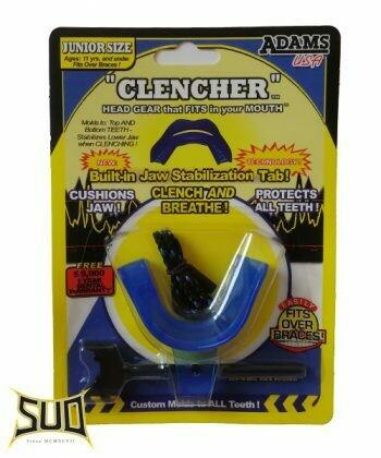 Otroški ščitnik za zobe Clencher