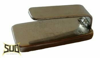 Stainless stell cold iron