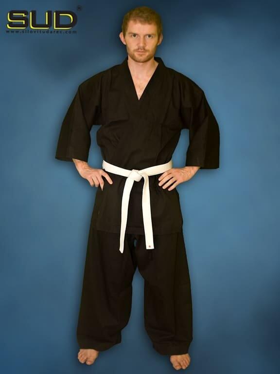 Karate kimono for Ryukyu Kempo