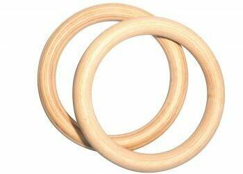 Gimnastični krogi - leseni z gurtnami