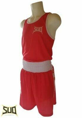 SUD® tekmovalni boksarski komplet hlač in majice