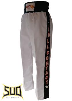 Kickboxing pants