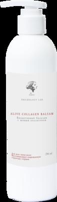 DR.KOKHAS ALIVE COLLAGEN BALSAM - 250 мл, Биоактивный бальзам с ЖИВЫМ КОЛЛАГЕНОМ