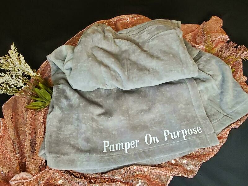 Pamper on Purpose Towel Spa Wrap (Limited Creation)