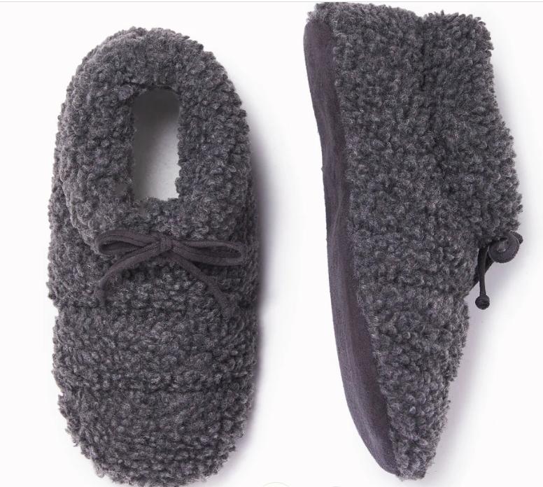 Shearling Slipper Socks