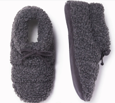Shearling Slipper Socks