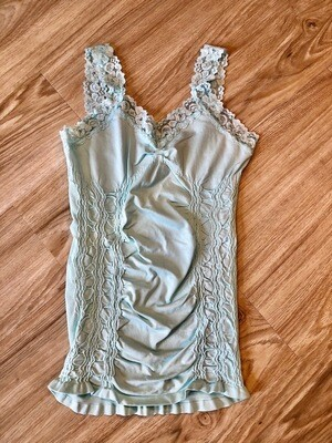 Lace Cami Layering Top
