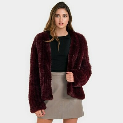 Fabulou Faux Fur Short Jacket