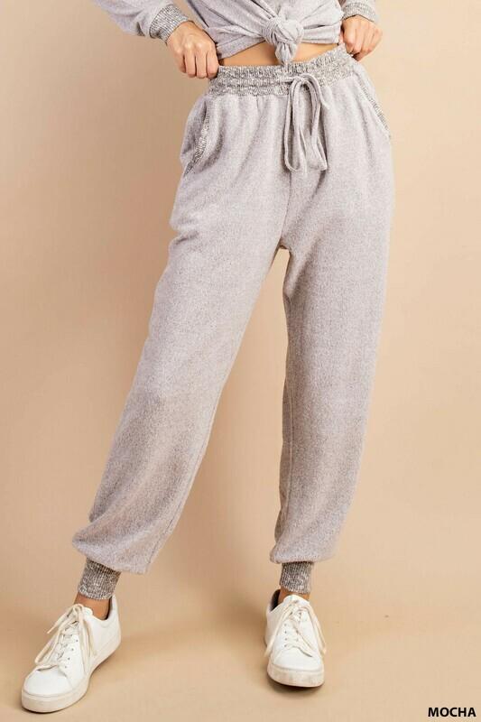 Ultra Soft Lite Cozy Fabric Lounge Pant
