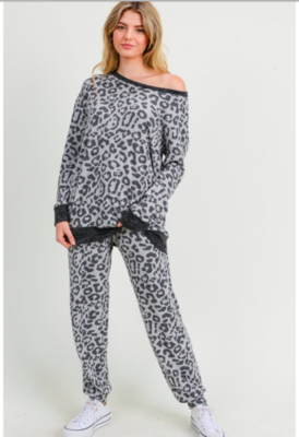 P4003-1-GREY LEPARD SOFT TOP