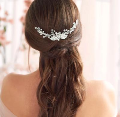Perfect Crystal Bridal Back Piece