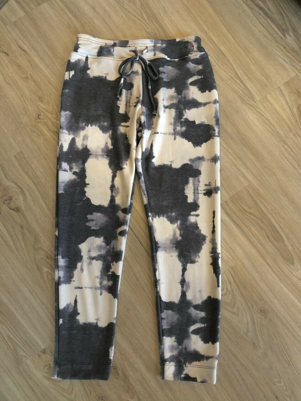 Nally & Millie Tie Dye French Terry Pant