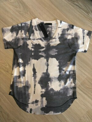 Nally & Millie Tie Dye French Terry Top