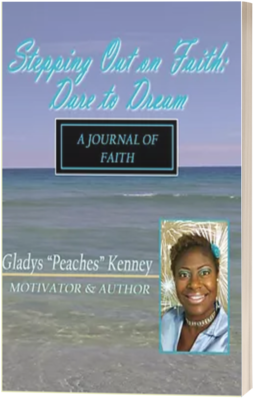 Stepping Out on Faith: Dare to Dream Book