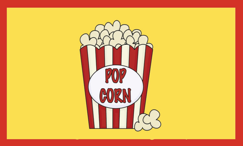 Small Bag Popcorn