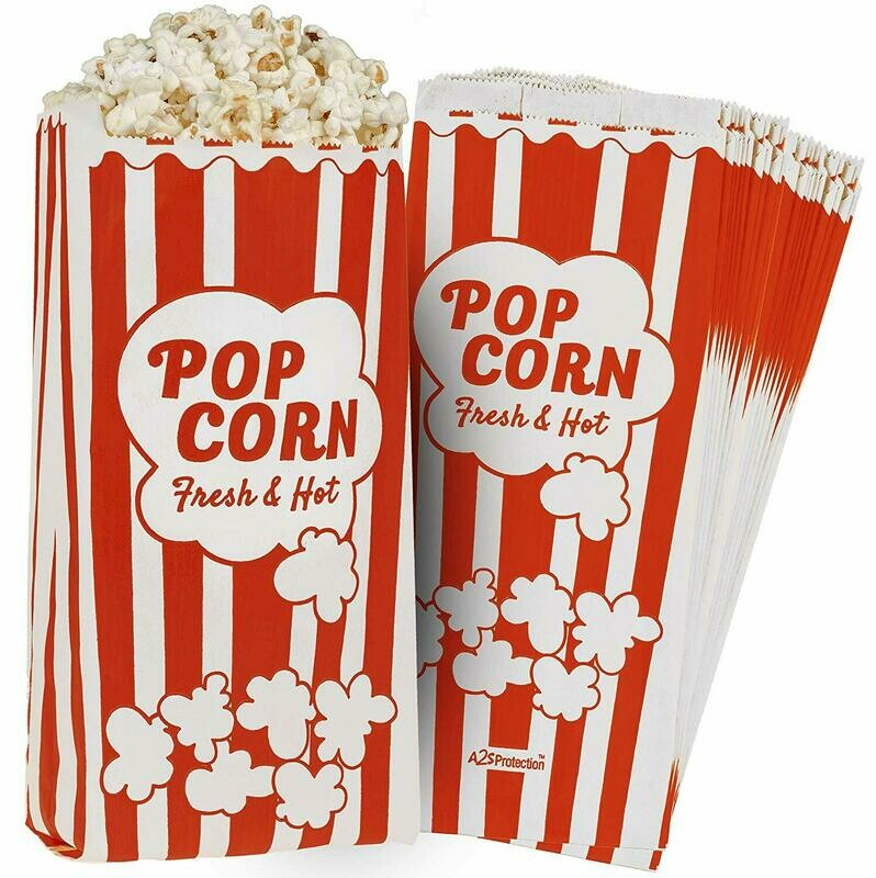 Popcorn Friday Returns January 2021!