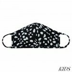 KIDS Reusable Dalmatian Print