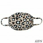KIDS Reusable Leopard Print