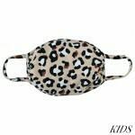 KIDS Reusable Leopard Print