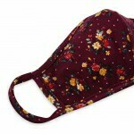KIDS Reusable Floral Print with Seam