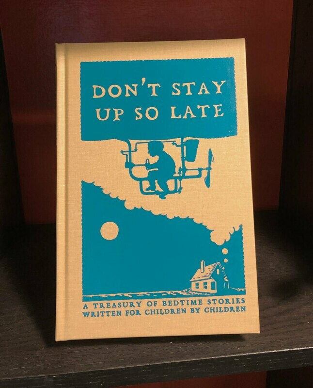 Don't Stay Up So Late