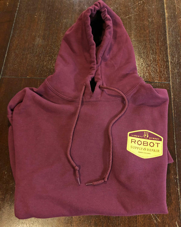 LSRS&R Logo Hoodie Kangaroo Pullover