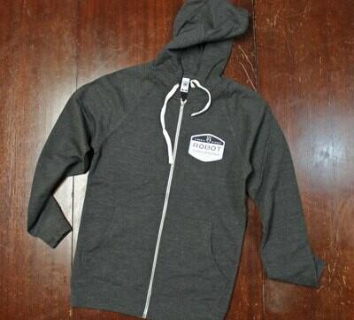 LSRS&R Logo Zip Hoodie