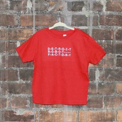Youth DRF Logo T-Shirt