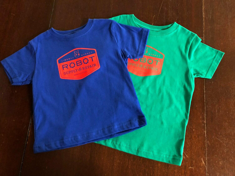 Toddler LSRS&R Logo T-Shirt