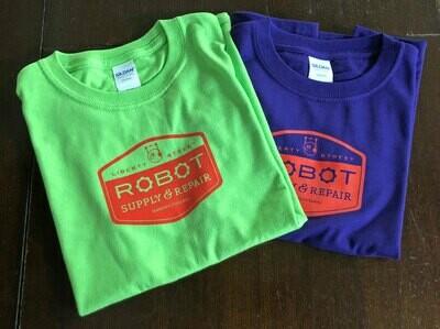 Youth LSRS&R Logo T-Shirt