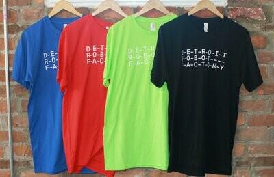 DRF Logo Adult T-Shirt
