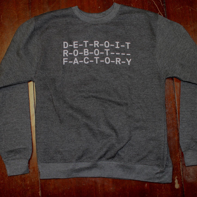 DRF Logo Crew Neck Sweatshirt